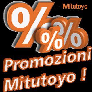 Promozioni Speciali Mitutoyo